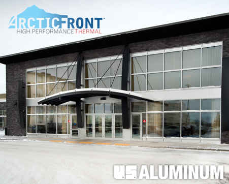 C.R. Laurence Commercial Products - Aluminum Entrance Doors