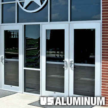 Glass Entrance Door Systems